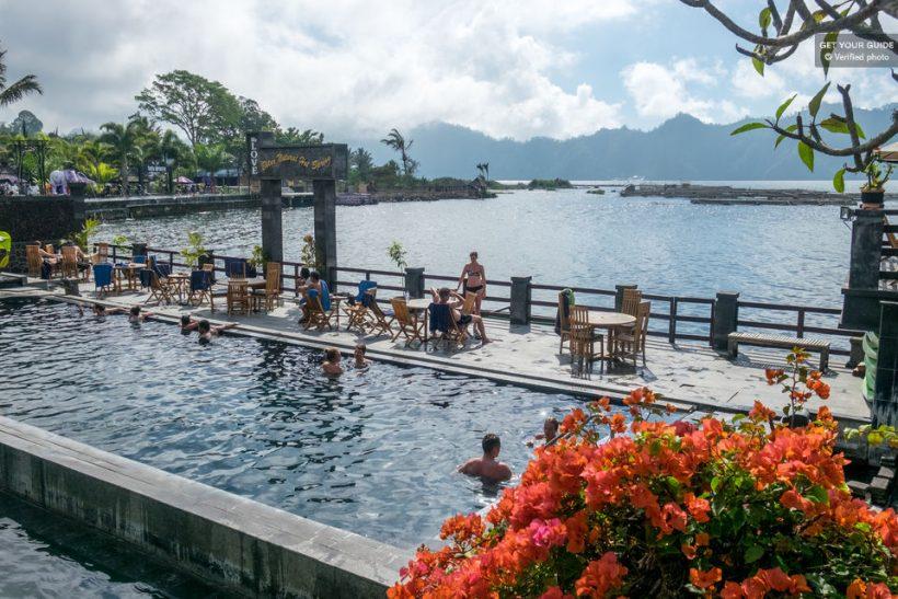 Mount Batur Trekking and Hot Springs